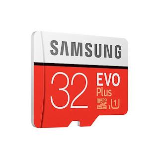 MICRO SD SAMSUNG 32GB EVO MB-MC32GA/EU