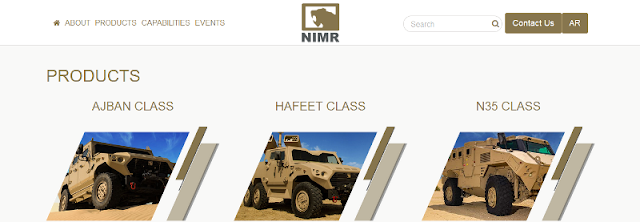 reputable manufacturer of security and military vehicles