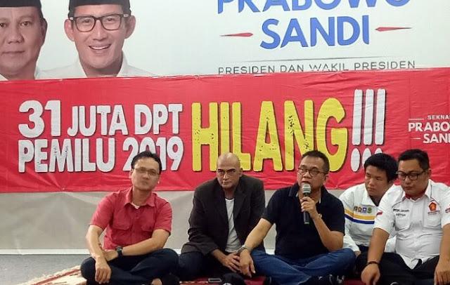Gugatan Gerindra Dikabulkan, KPU Harus Transparan Soal NIK pada DPT