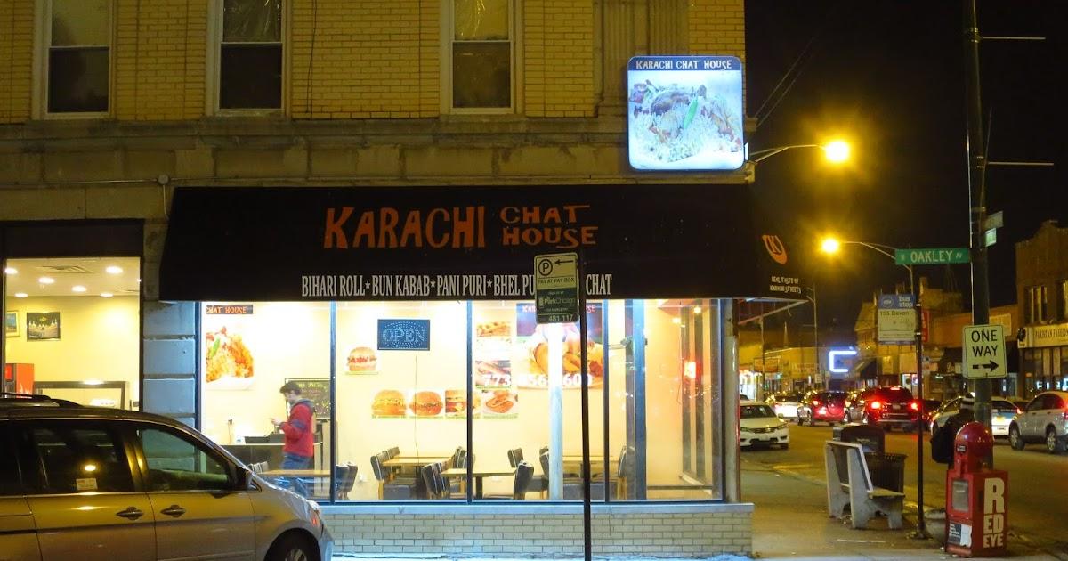 karachi chat house