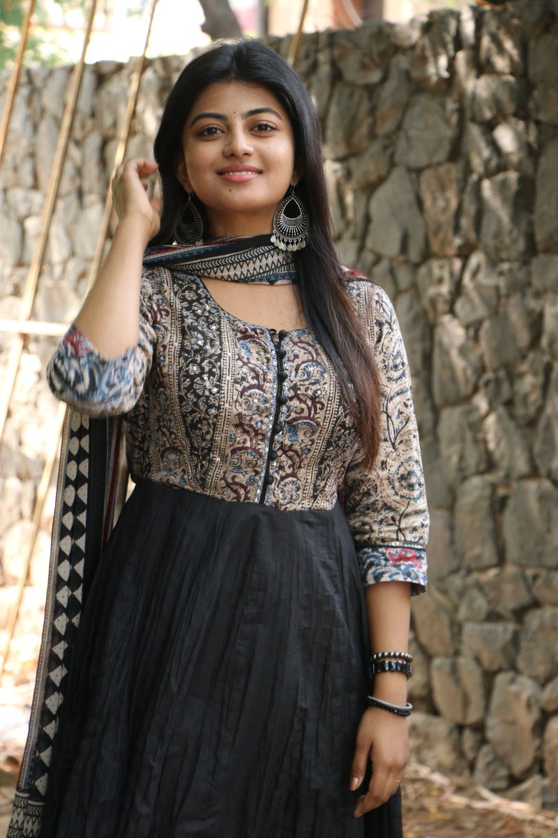 Actress Aanandhi Latest HD Images