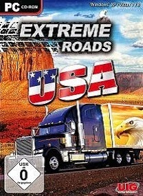 Get ready for trucking challenges that will keep you on the edge of your seat as you hitc Extreme Roads USA-CODEX