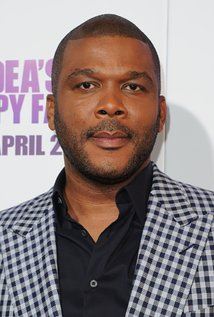Tyler Perry. Director of Diary of a Mad Black Woman
