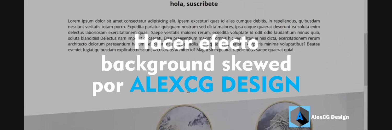 Hacer-efecto-background-skewed-por-ALEXCG-DESIGN