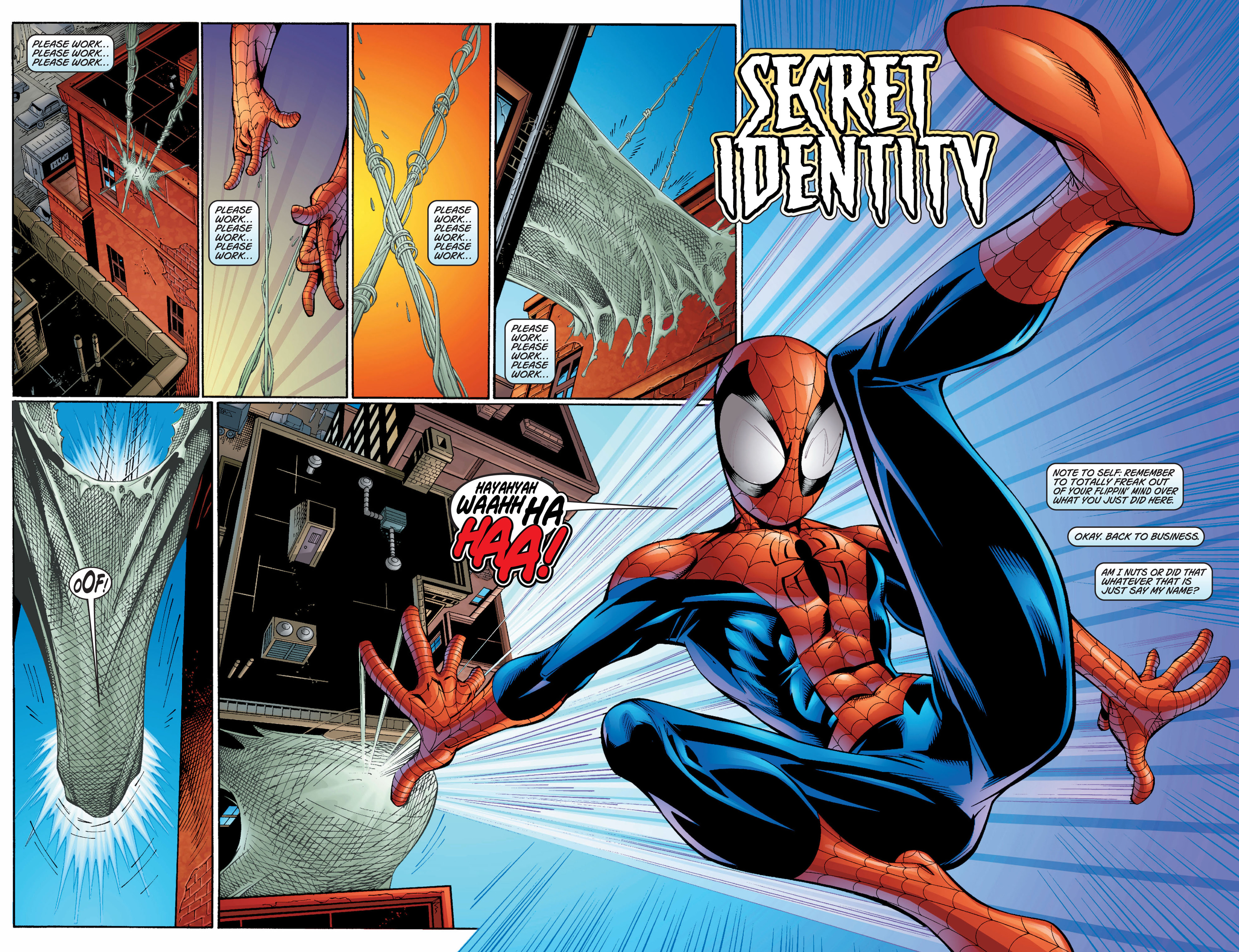 Read online Ultimate Spider-Man (2000) comic -  Issue #7 - 5