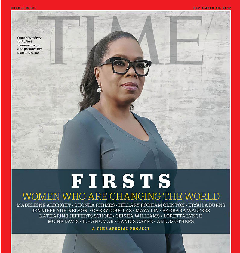 Firsts: 46 women who are changing the world