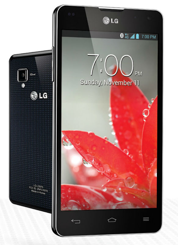 LG Optimus G, The Information of The New Smartphone Android from LG