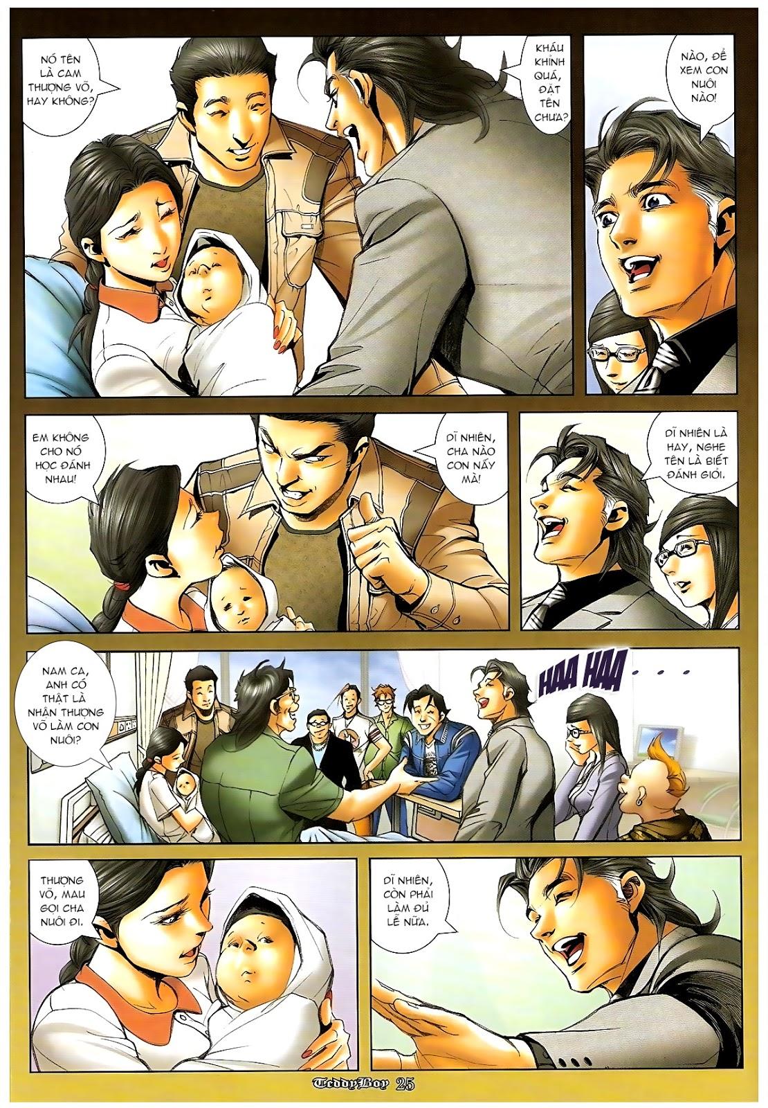 Người Trong Giang Hồ - Chapter 1209: Cai nghiện - Pic 22