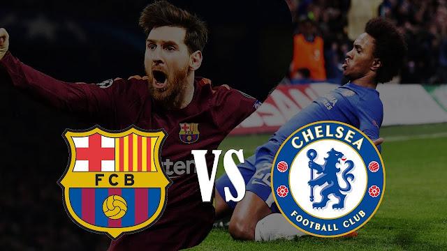 يلا شوت مشاهدة مباراة برشلونة وتشيلسي في دوري أبطال أوروبا بث مباشر بدون تقطيع