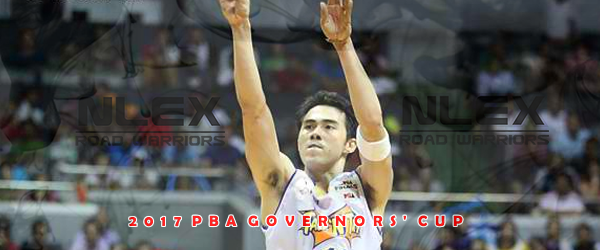 List of Leading Scorers NLEX Road Warriors 2017 PBA Governors' Cup