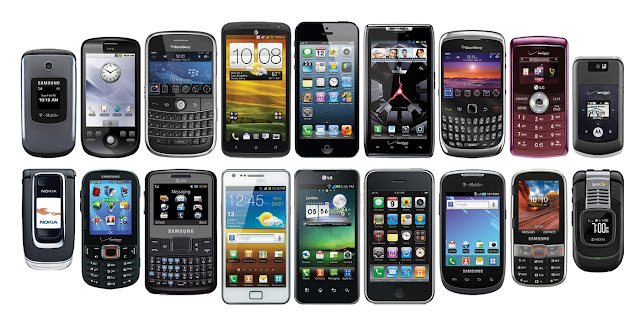 Teknologi Sebuah Handphone Dan Kemanfaatanya