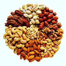 Sources de zinc dans notre alimentation.