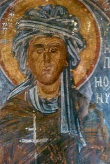 Saint Ipomoni
