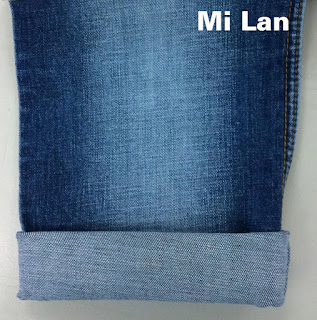 Vải jean nam cotton xước cộng M34