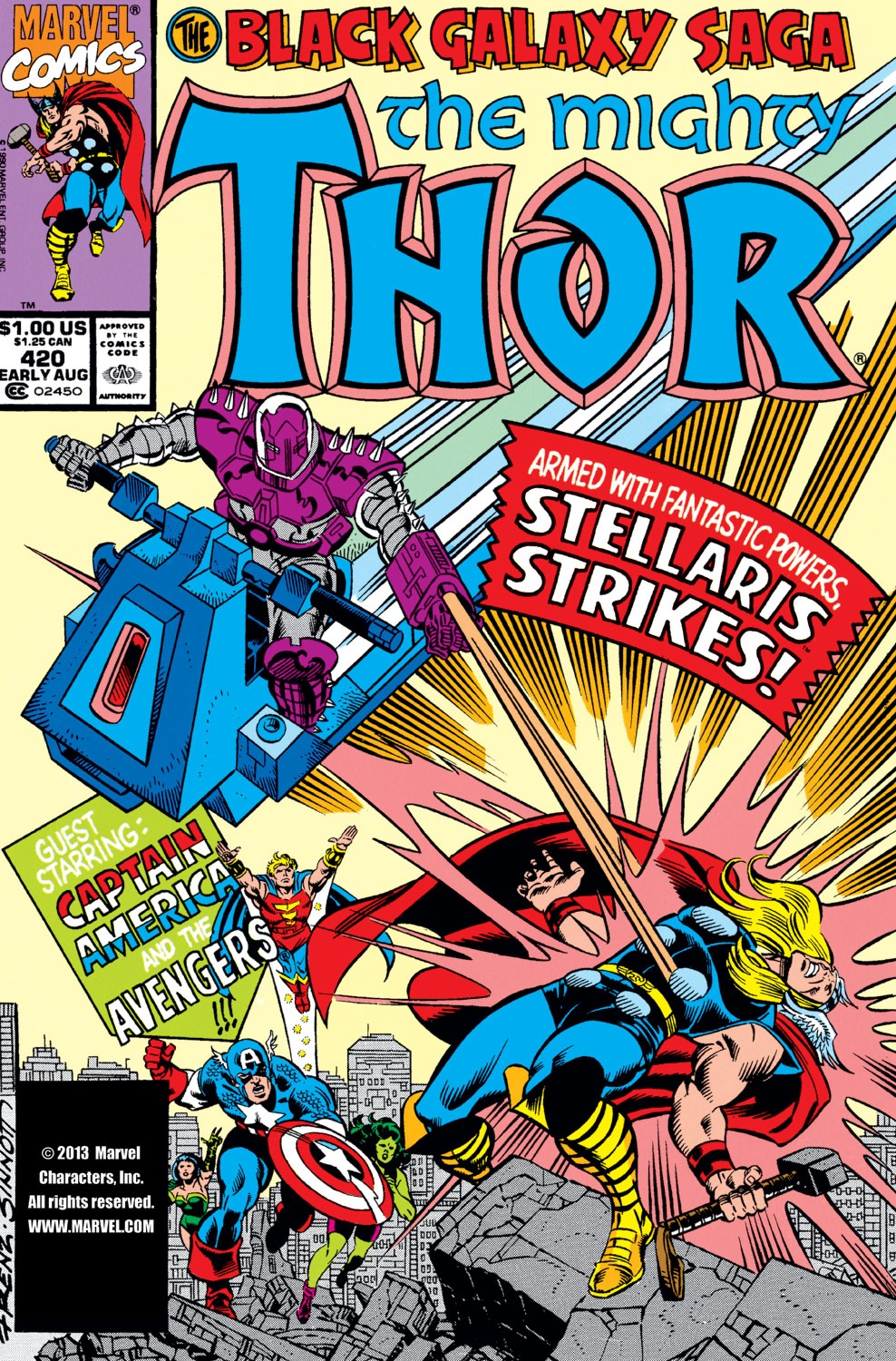 Thor (1966) 420 Page 1