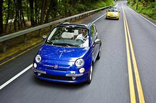Fiat 500X Cabrio
