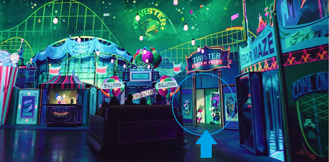 Mickey and Minnie's Runaway Railway Easter Eggs and Secrets