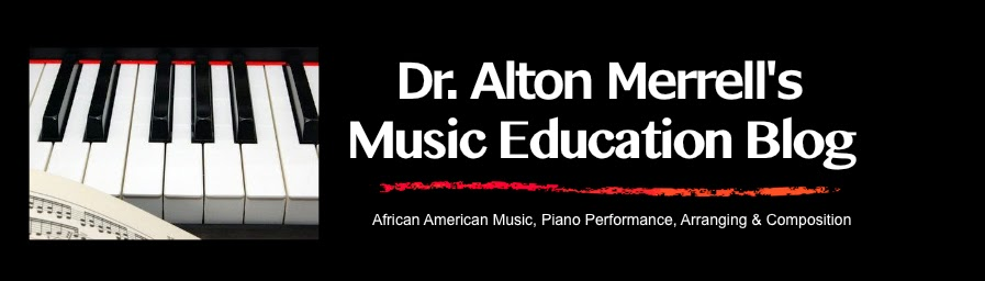 African American Music,  Piano Performance, Composition / Arranging, Inspirational Blog
