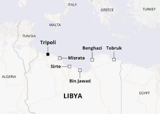 Libya's Benghazi