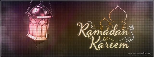 Ramdan kareem Fb cover