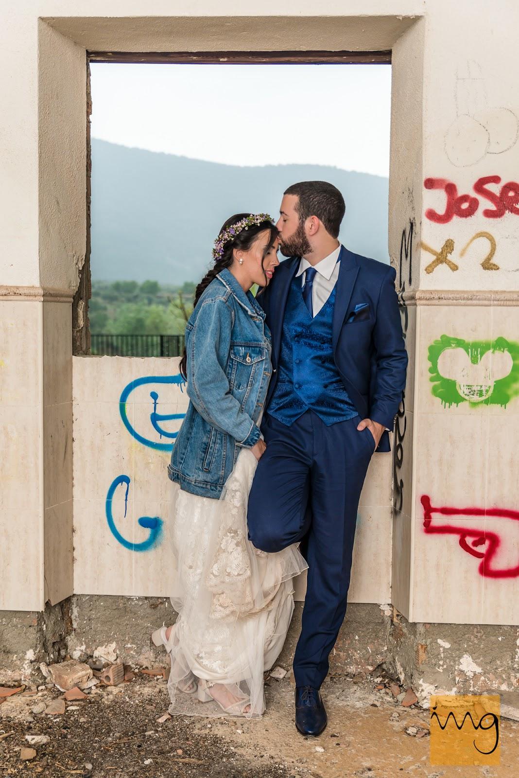 Reportajes de boda con estilo propio en Granada