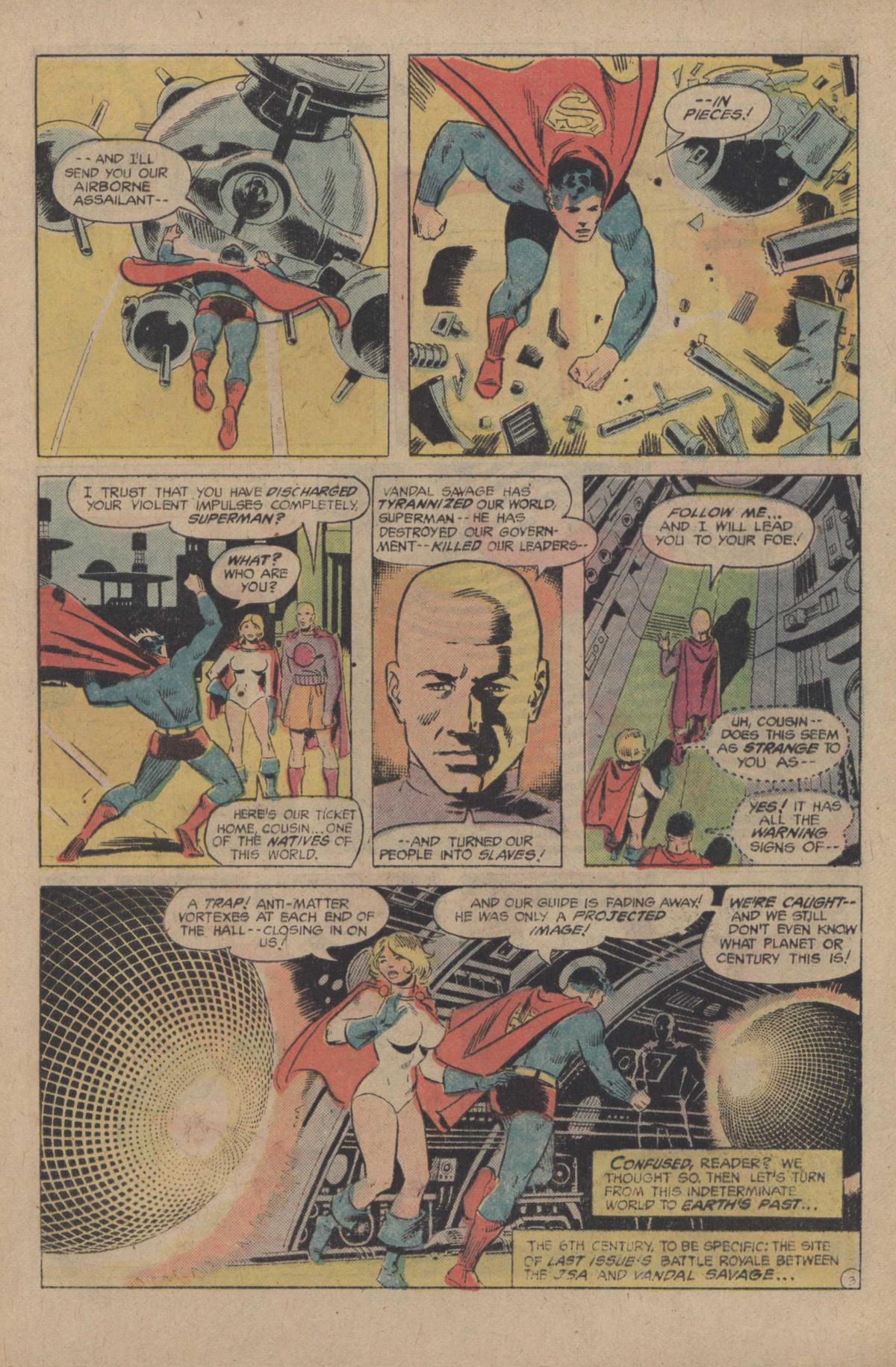 Read online All-Star Comics comic -  Issue #65 - 5