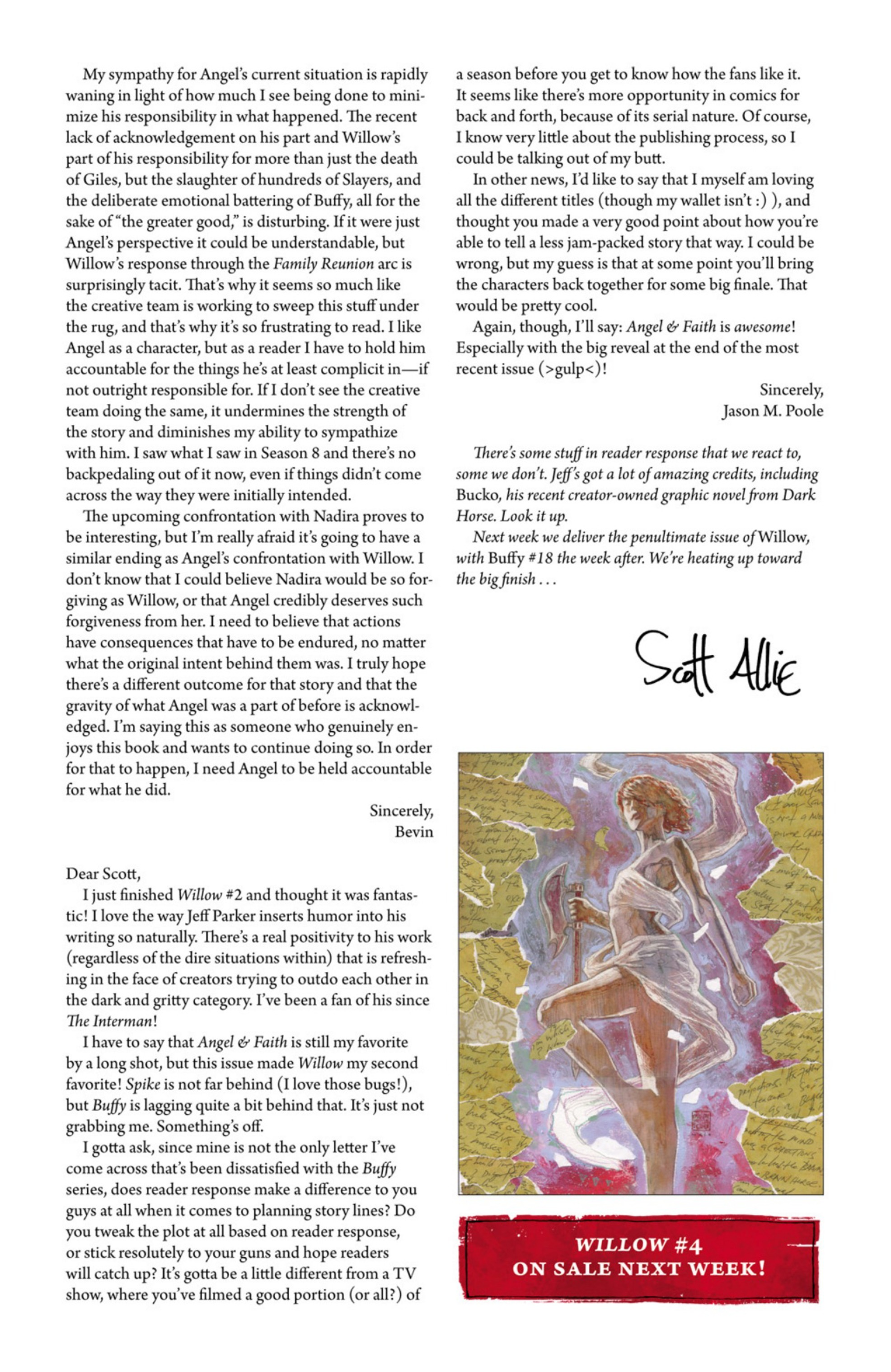 Read online Angel and Faith comic -  Issue #18 - 28