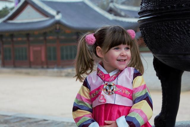 En los templos de Corea del Sur
