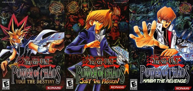 Yu-Gi-Oh! Power of Chaos Trilogy PC Full Version Free Download