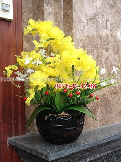 Hoa da pha le tai Cau Giay