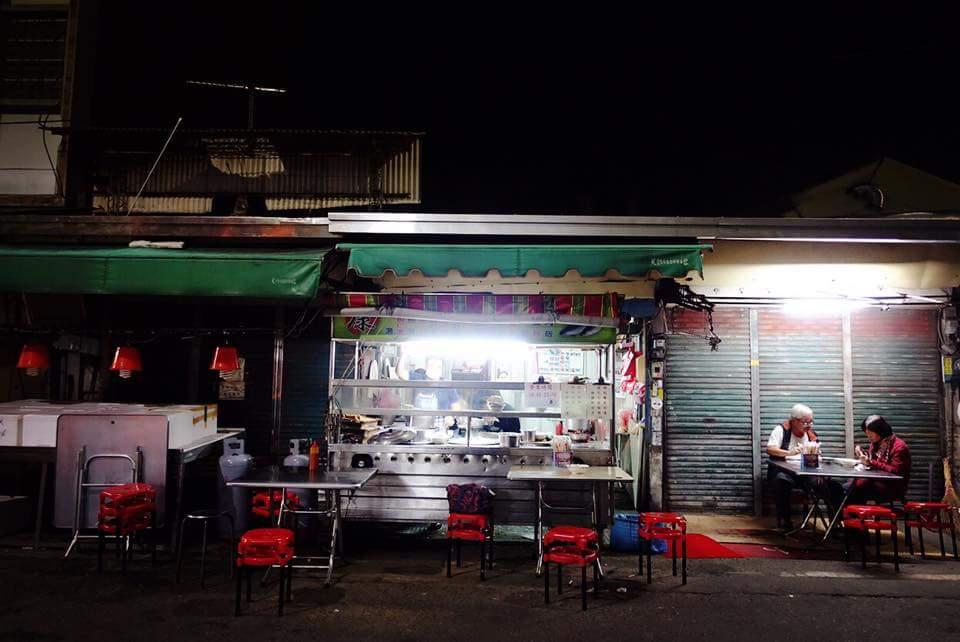 雲林斗南魚湯之《康記魚湯》真材實料的深夜食堂,還有國民美食魯肉飯與蚵湯