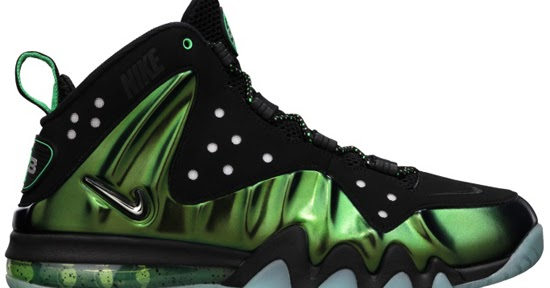 4a56c1eb7a6 ajordanxi Your  1 Source For Sneaker Release Dates  Nike Barkley Posite Max  Gamma Green Gamma Green-Black Now Available