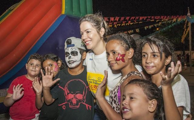 Mais Infância: Governo do Ceará entrega brinquedopraça em Juazeiro do Norte neste domingo