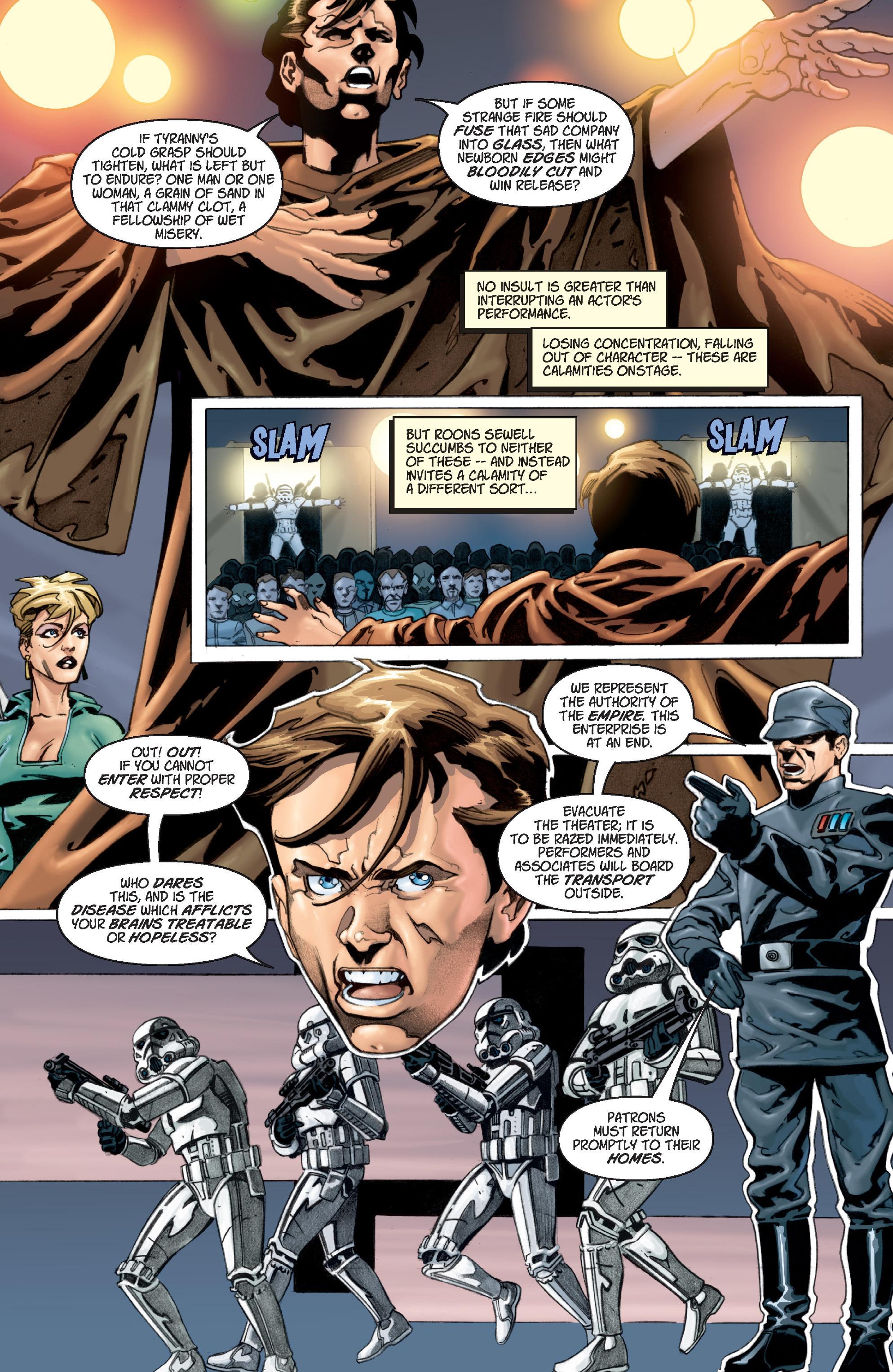 Read online Star Wars Omnibus comic -  Issue # Vol. 17 - 157