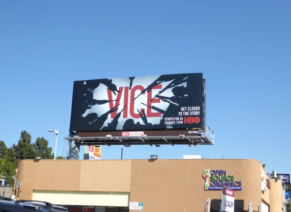 Vice season 5 TV billboard