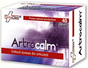 Imaginea cutiei artrocalm