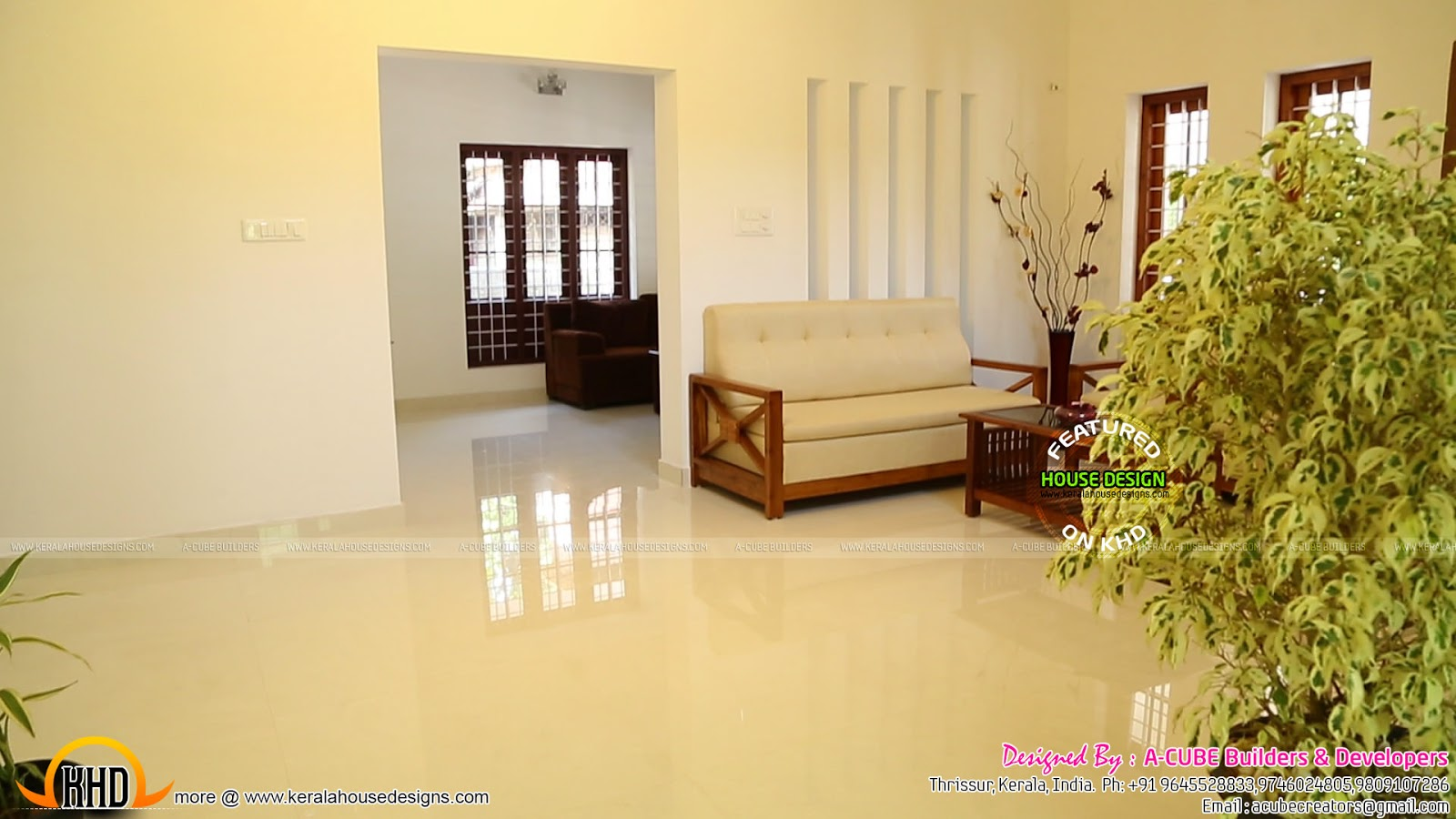 Designs Home Interior Kerala