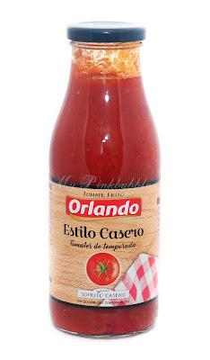 Orlando estilo casero