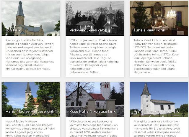 Harjumaa kirikud