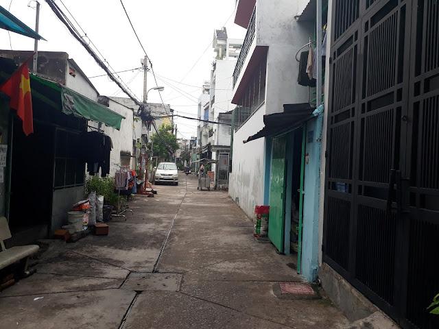 Bán nhà Hẻm xe hơi 338 Ấp Chiến Lược quận Bình Tân giá rẻ
