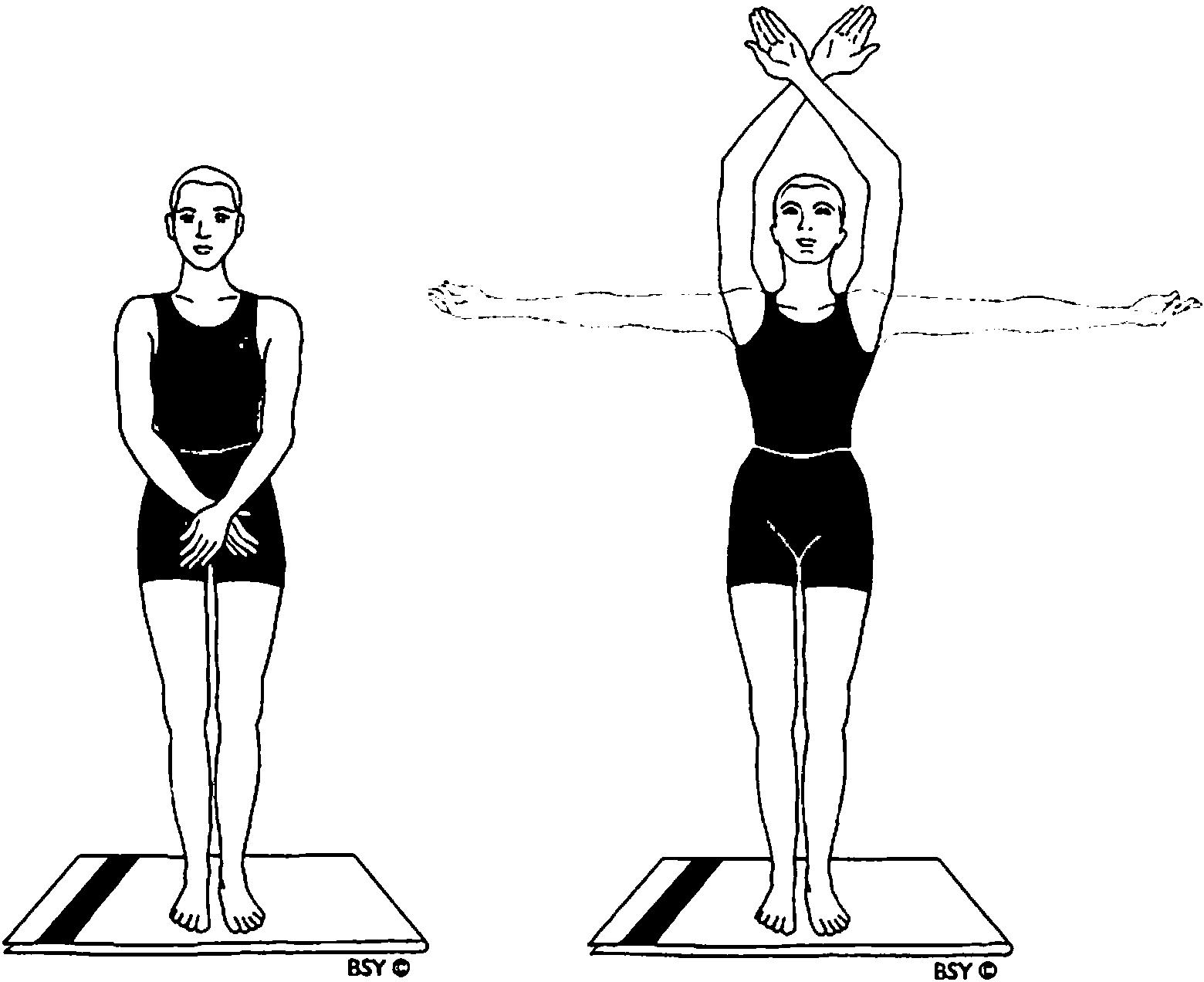 Individual Yoga Instruction Bandha Hasta Utthanasana