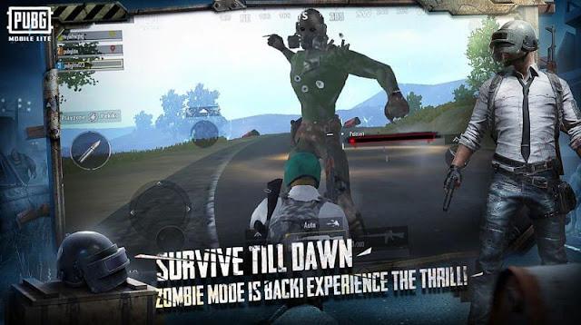 PUBG Mobile Lite 0.19.0 güncellemesi: Yeni zombi modu, araçlar ve daha fazlası
