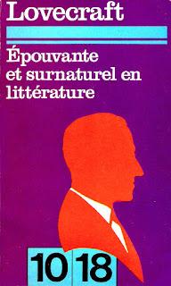 Épouvante et surnaturel en littérature - Lovecraft