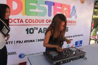 Profil Dan Foto-Foto terbaru Si Cantik DJ AYUNA