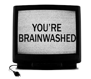 tv, lavaggio del cervello