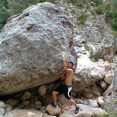 Alex Zorrilla Mollón, roquerol, roca, eixecacodols