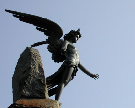 Monumento al Traforo del Frejus Turín (Italia)
