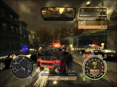 Need For Speed ​​Most Wanted