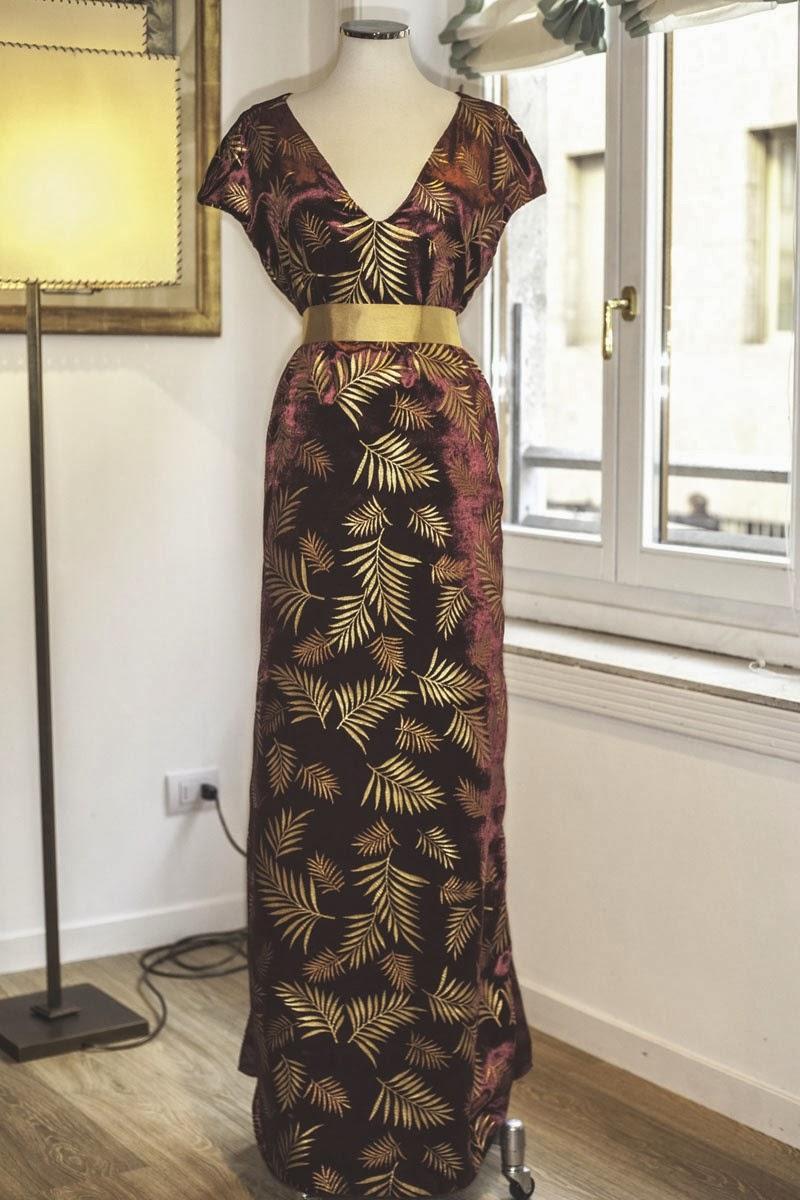 Style inspiration marta ferri fashion designer milano for Fashion designer milano