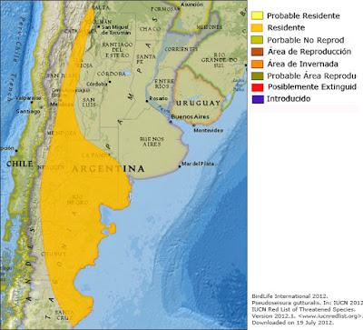 Argentina endemica